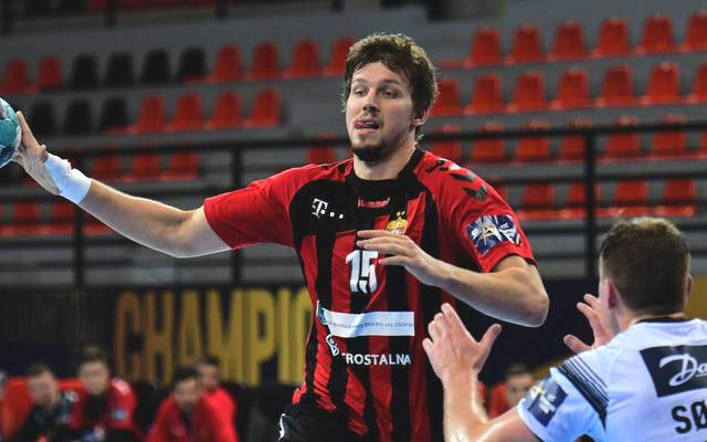 Christian Dissinger wechselte 2018 vom THW Kiel zu Vardar Skopkje