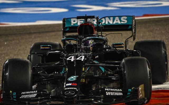 Lewis Hamilton kann in Bahrain seine Rekordjagd fortsetzen