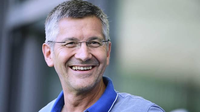 Herbert Hainer ist seit November 2019 Präsident des FC Bayern