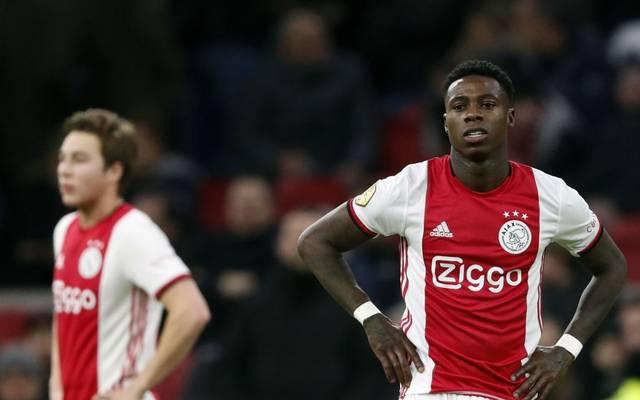 Ajax Amsterdam wird in dieser Saison kein Spiel mehr in der niederländischen Liga bestreiten