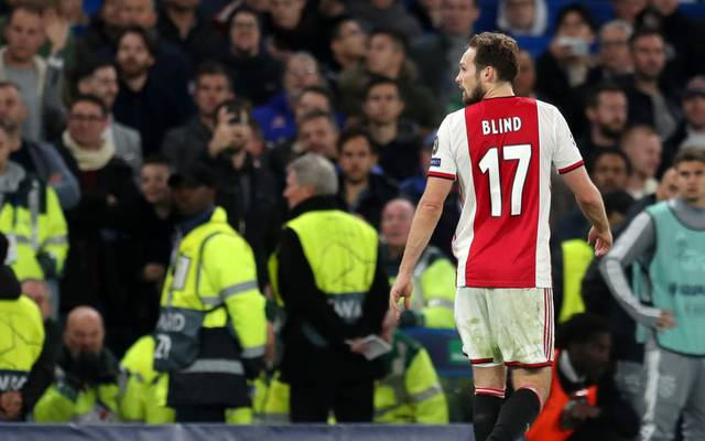 Daley Blind ist zurück im Ajax-Kader