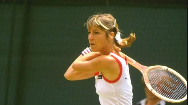 Chris Evert revolutionierte den Tennis-Sport in den 1970er Jahren