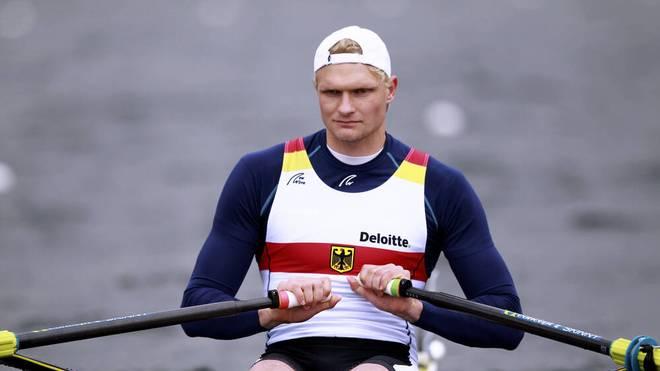 Oliver Zeidler konnte bei der Europameisterschaft in Varese triumphieren