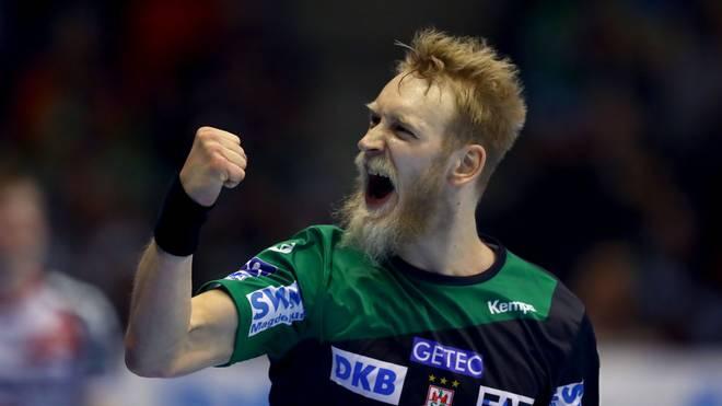 Der SC Magdeburg schnappt sich den nächsten Sieg im EHF Cup