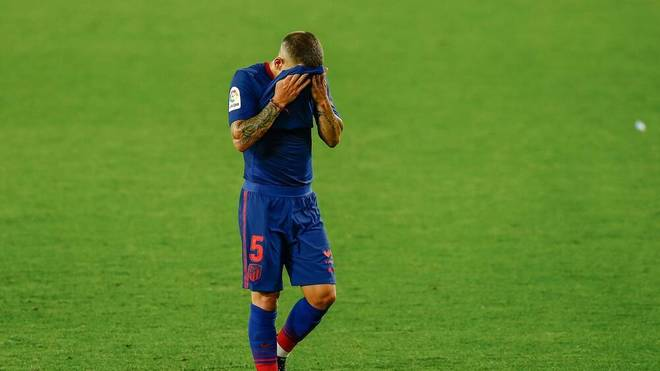Atlético Madrid patzt erneut
