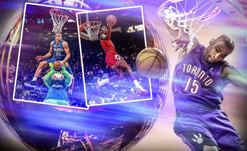 Es ist wieder soweit! Der Slam Dunk Contest ist traditionell das Highlight des NBA All Star-Weekends. Die spektakulärsten Athleten der NBA reißen die Fans aus ihren Sitzen. Schafft es die diesjährige Auflage in die Top Ten? SPORT1 zeigt die zehn besten Wettbewerbe aller Zeiten im Ranking