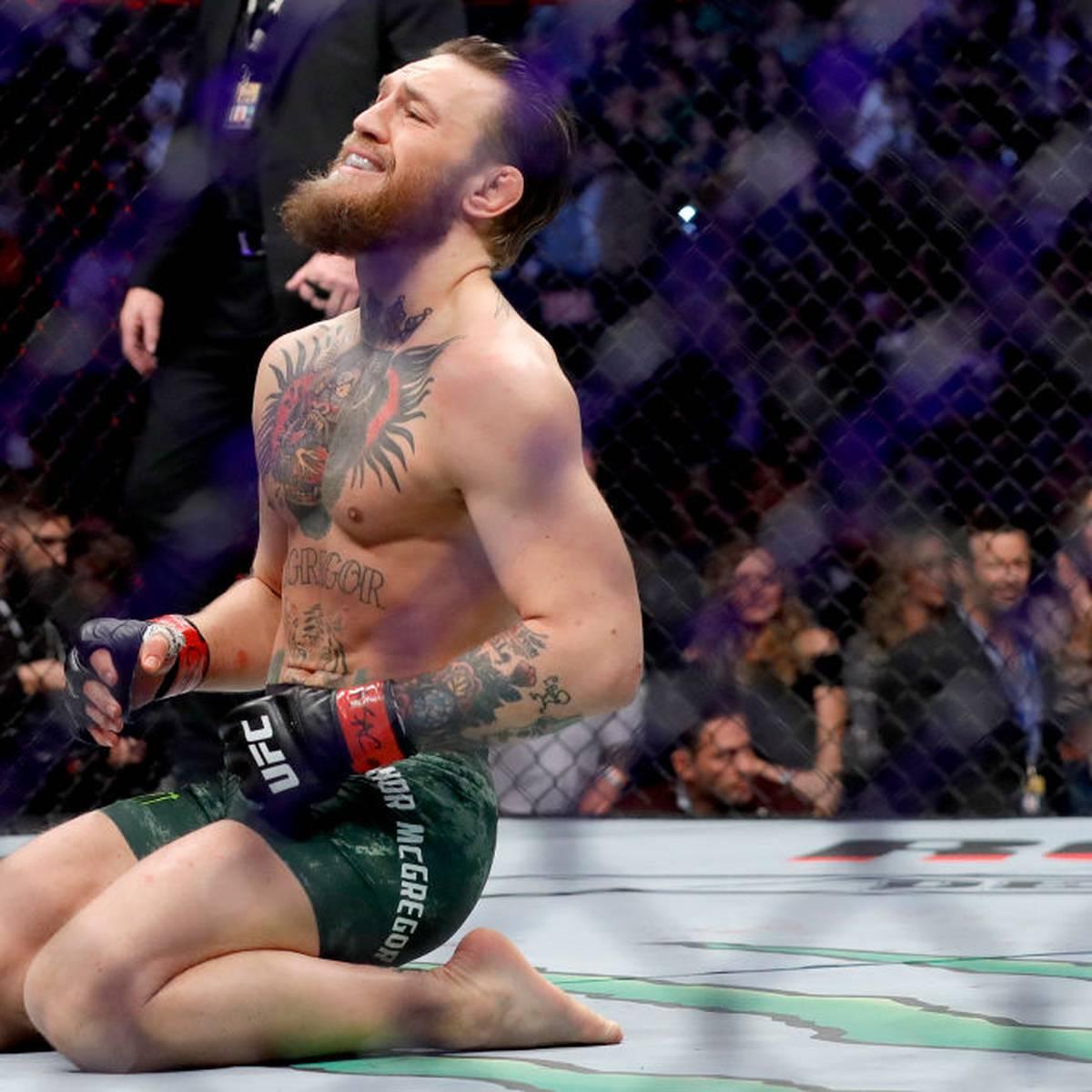 Historisches Comeback von McGregor