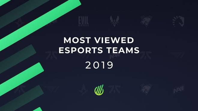 Diese 10 Team wurden 2019 am meisten gesehen
