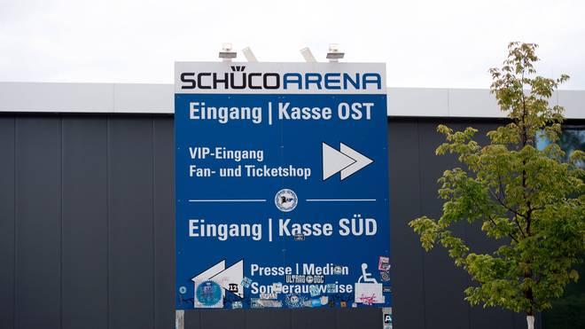 Arminia Bielefeld spielt am Samstags erstmals nach dem Bundesliga-Aufstieg in der heimischen Arena
