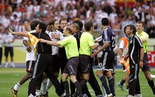 FIFA WM Klassiker ab 20.15 Uhr auf SPORT1