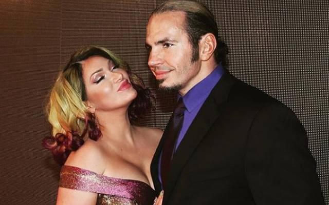 Matt Hardy und Ehefrau Reby erwarten derzeit ihren dritten gemeinsamen Sohn