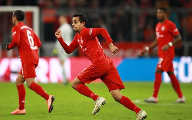Sarpreet Singh konnte schon gegen bremen einige Bundesligaminuten einsammeln