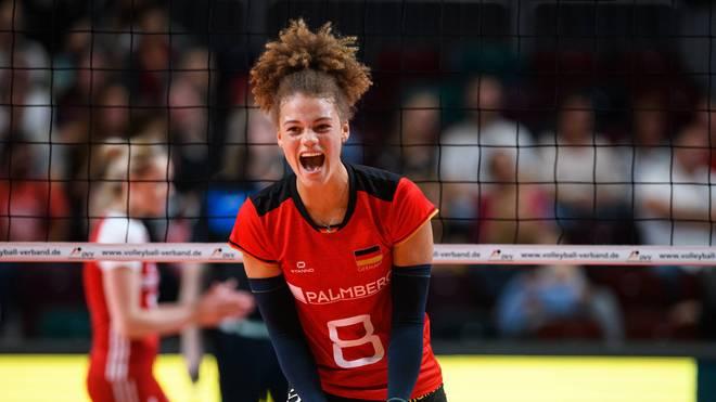 Die deutsche Frauen-Nationalmannschaft trifft bei der Volleyball-EM auf Russland