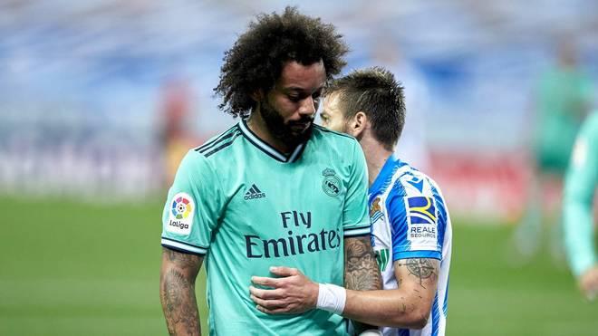 Für Marcelo ist die Saison wohl vorzeitig gelaufen