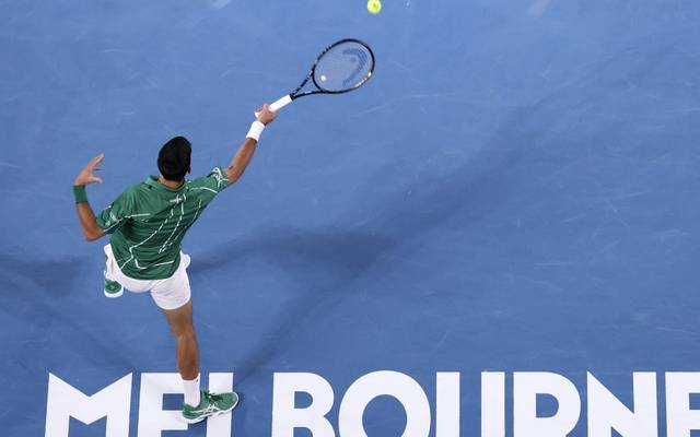 Bei den Australian Open muss umgeplant werden