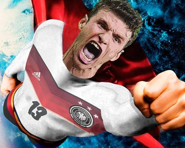 Thomas Müller feiert am 13. September runden Geburtstag: Der Ur-Bayer und Weltmeister von 2014 wird 30. SPORT1 zeigt die Karriere eines Ausnahmekönners, Spaßvogels und Publikumslieblings im Überblick