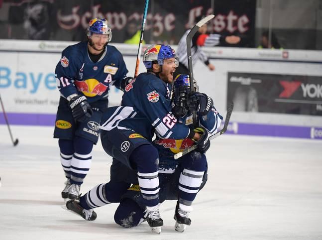 Der EHC Red Bull München ist am Ziel aller Träume: Das Team von Trainer Don Jackson besiegt die Eisbären Berlin im entscheidenden Finalspiel mit 6:3 und krönt sich zum verdienten Meister