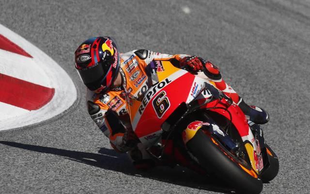 Stefan Bradl ersetzt den verletzten Marc Marquez in der MotoGP