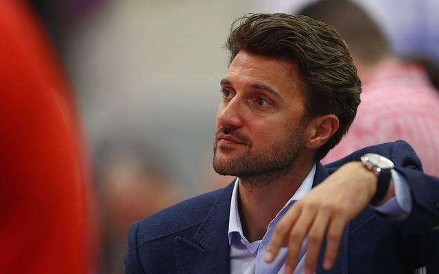 Marko Pesic ist Geschäftsführer des FC Bayern Basketball