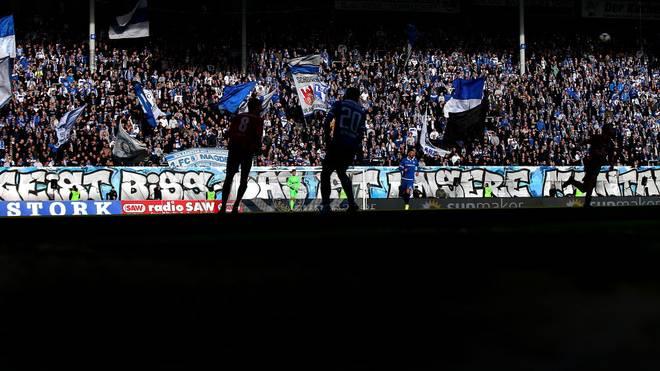 Dem 1. FC Magdeburg würde eine Fortsetzung der 3. Liga finanziell schaden