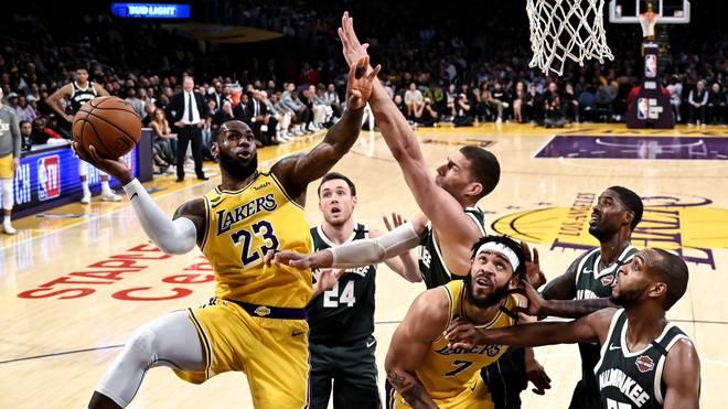 Die NBA erlaubt 29 Slogans auf den Trikots der NBA-Stars