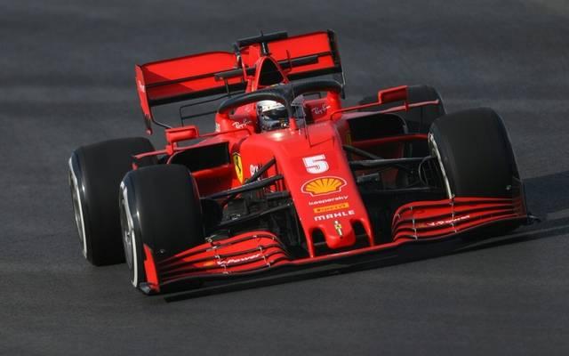 Gutes erstes Training für Ferrari-Pilot Leclerc