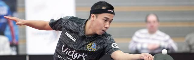 Tischtennis / Bundesliga