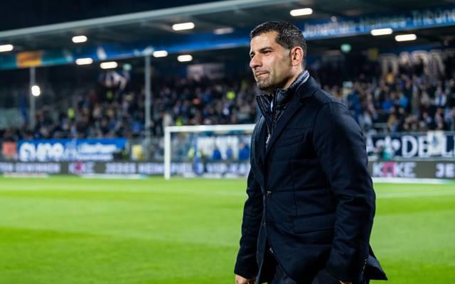 Dimitrios Grammozis war seit dem 24. Februar 2019 Trainer des SV Darmstadt 98