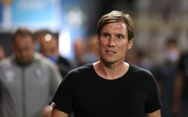 Hannes Wolf ist nicht mehr Trainer bei KRC Genk