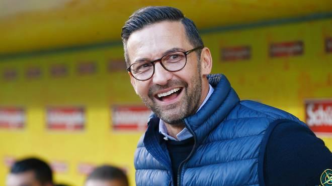 Zinnbauer wird Coach in Südafrika