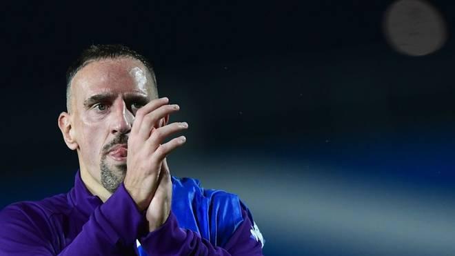 Franck Ribéry spielt seit Sommer 2019 beim AC Florenz