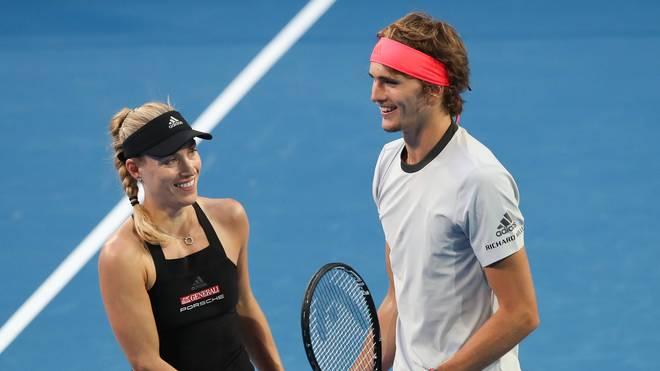 Angelique Kerber zögert noch mit ihrer Zusage für die US Open, Alexander Zverev ist sicher dabei