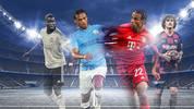Transfermarkt, Leroy Sané, Atoine Griezmann, Paul Pogba