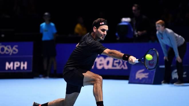 Roger Federer gewann in seiner Karriere bislang 20 Grand-Slam-Titel