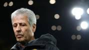Seine Zeit bei Borussia Dortmund könnte bald enden: Lucien Favre