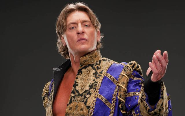 William Regal zu aktiven Zeiten bei WWE