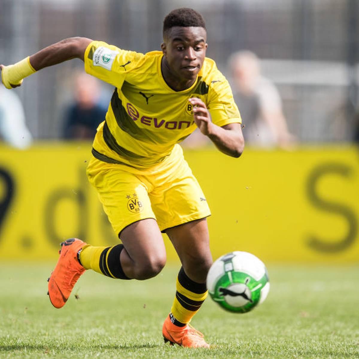 Moukoko bald in der Bundesliga?