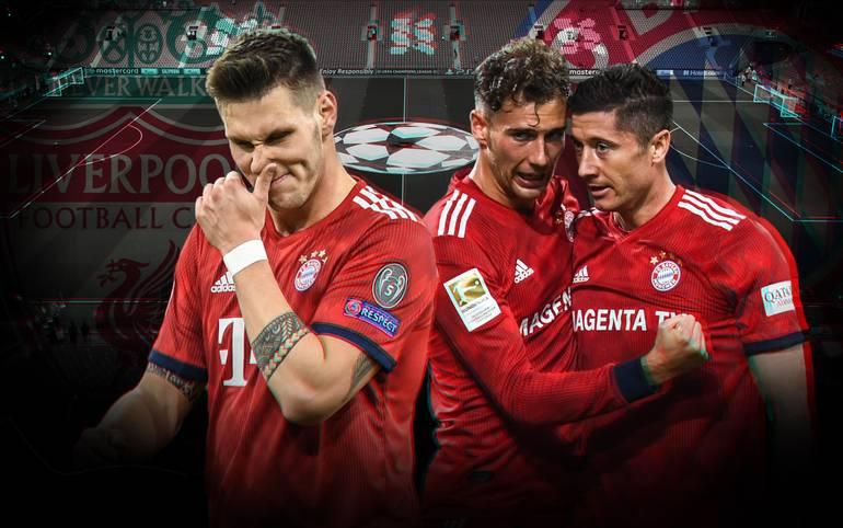 Am Dienstag steht für den FC Bayern der Kracher in der Champions League beim FC Liverpool an. Vor dem Achtelfinal-Hinspiel macht SPORT1 den Formcheck bei den Münchner Stars