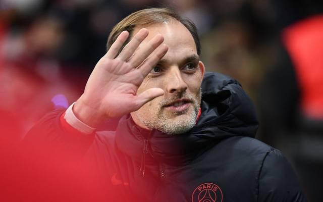 Thomas Tuchel steht derzeit bei Paris Saint-Germain unter Vertrag