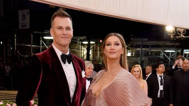 Tom Brady hat mit den New England Patriots sechs Mal den Super Bowl gewonnen