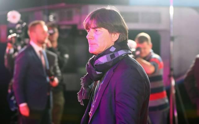 Bundestrainer Joachim Löw wird mit dem DFB-Team wohl im September wieder auf den Platz zurückkehren