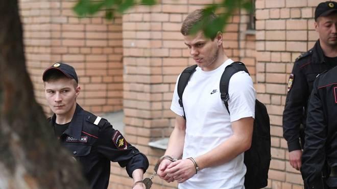 Aleksandr Kokorin ist aus dem Gefängnis entlassen worden