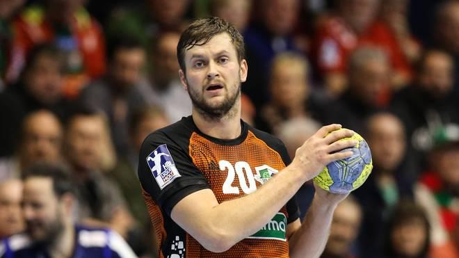 Fabian Böhm hätte gerne in der EHL gespielt