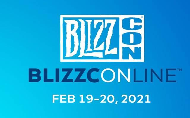 Die BlizzCon wird erstmals als reines Online-Event stattfinden
