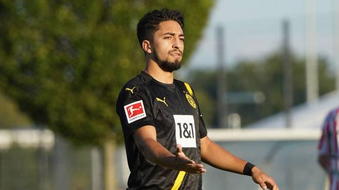 U19-Nationalspieler Immanuel Pherai spielt seit 2017 beim BVB
