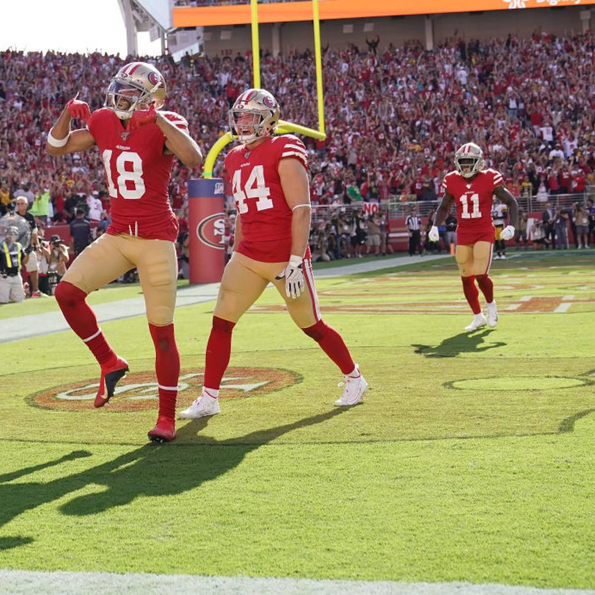 Bleiben 49ers weiter unbesiegt?