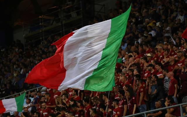 Im italienischen Fußball gibt es einen Coronavirus-Fall