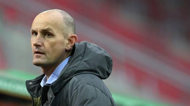 Warnt vor Schalke: Heiko Herrlich