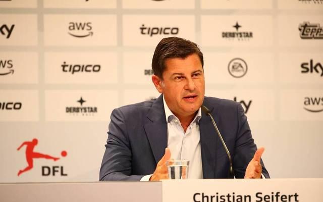 Christian Seifert ist seit 2005 Geschäftsführer der DFL