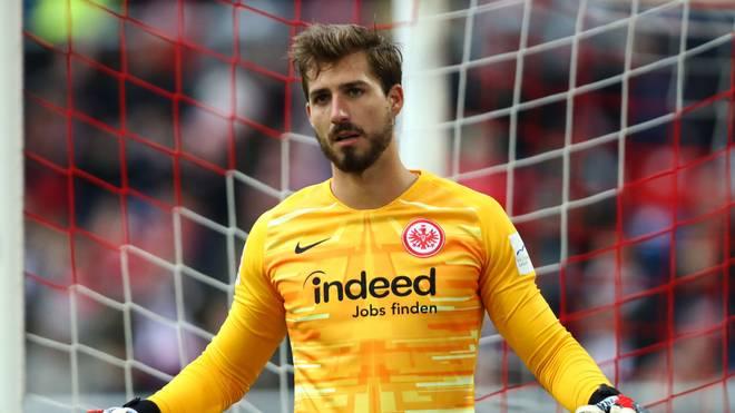 Kevin Trapp ist bei Eintracht Frankfurt nicht unumstritten